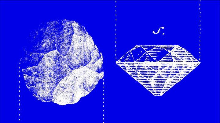 Práticas de Leitura: Stones against diamonds