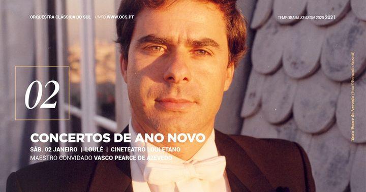 Concerto de Ano Novo | Loulé