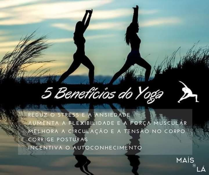 Aulas Yoga presenciais