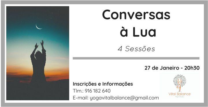 Conversas à Lua - 4ª Sessão