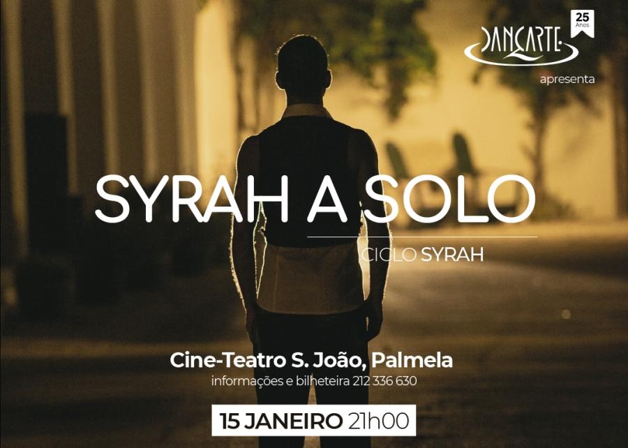 SYRAH A SOLO – CICLO SYRAH