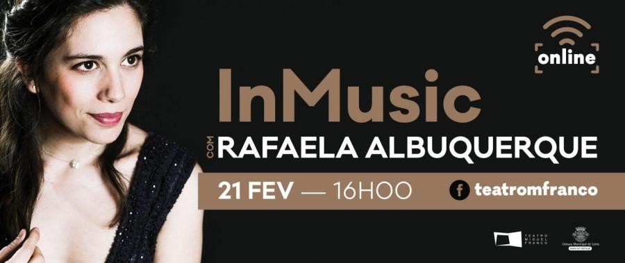 InMusic com Rafaela Albuquerque