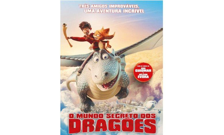 O Mundo Secreto dos Dragões :: Cinema Infantil ::