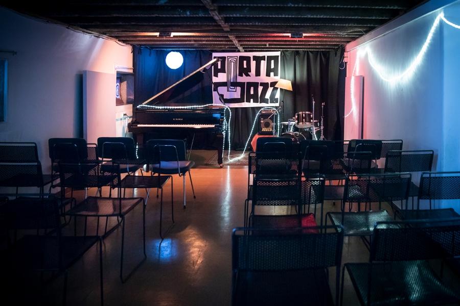 Jazz à Mesa // Porta-Jazz apresenta Blind Dates #4