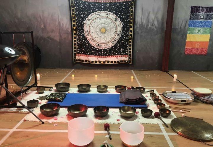 Sesiones Individuales y de pareja con Cuencos Tibetanos y más instrumentos!!