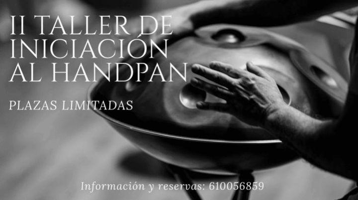 Taller de Iniciación al Handpan (Plasencia)