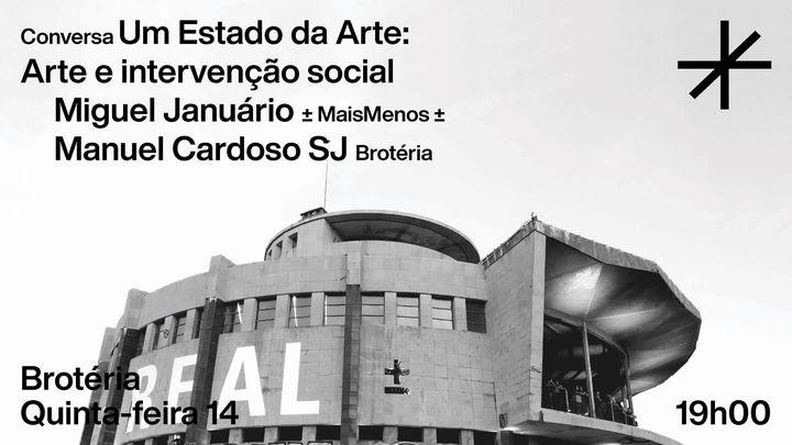 Arte e intervenção social   Conversa com ±MaisMenos±