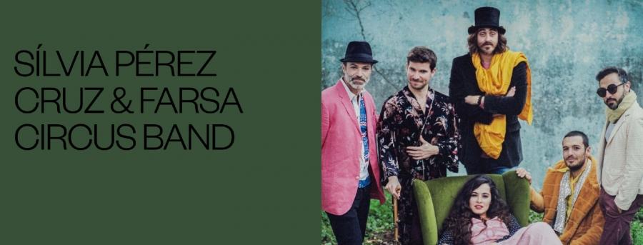 Sílvia Pérez Cruz & Farsa Circus Band