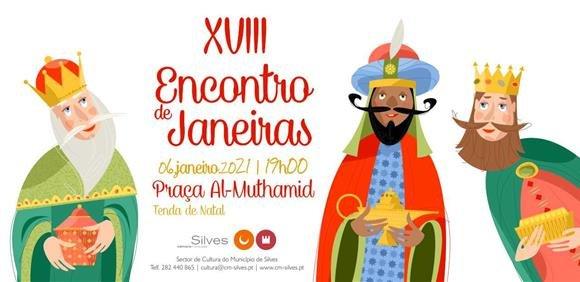 XVIII Encontro de Janeiras