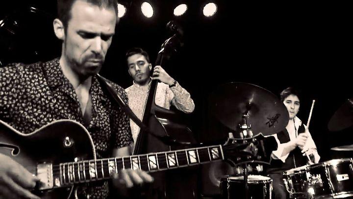 Jazz  |  Nemanja Delic, Romeu Tristão e Bruno Santos