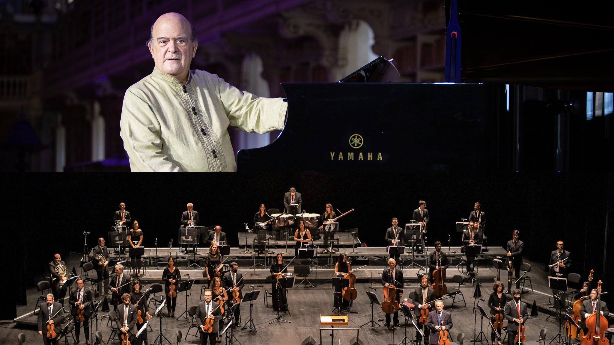 Viena, Musa Aeternam | Orquestra Clássica do Centro com Adriano Jordão [NOVA DATA]