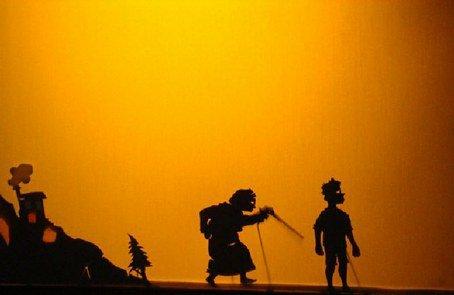 Oficina Teatro de Sombras - Histórias ...