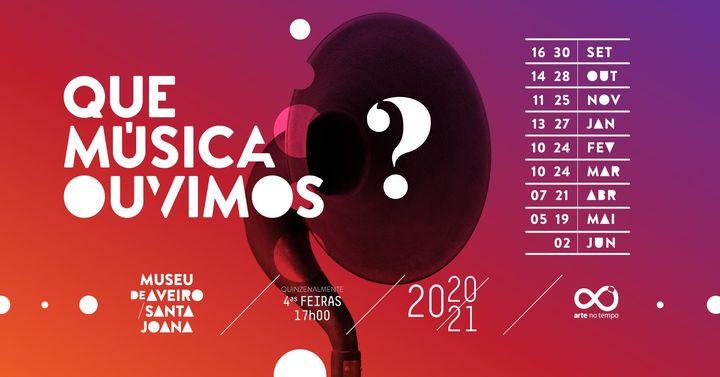Que música ouvimos? | António Quadros