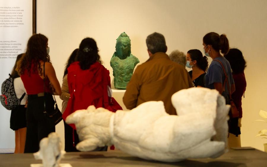 Visita orientada: Esculturas Infinitas. Do Gesso ao Digital (Cancelado)