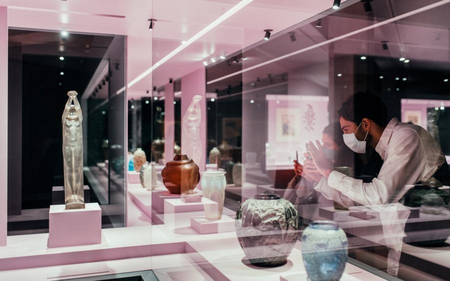 Visita orientada: René Lalique e a Idade do Vidro (Cancelado)