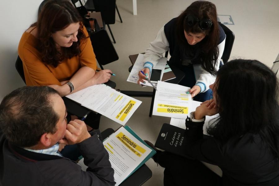 Seminário Associativismo Cultural com d'Orfeu AC - Encontros + Oficinas