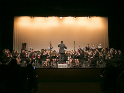 Concerto de Ano Novo da Banda da SFCIA