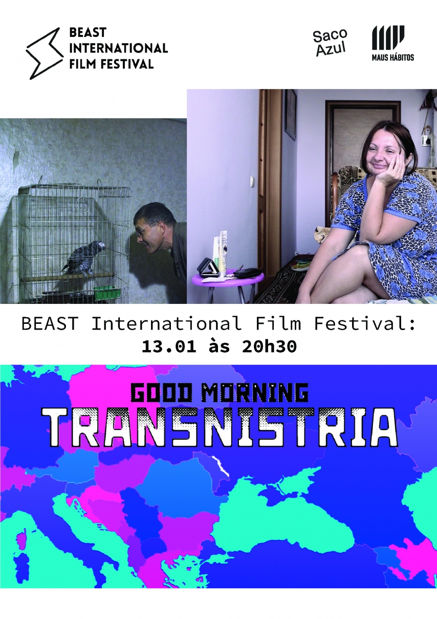 Cinema à Mesa // UNCHARTED TERRITORIES: Good Morning, Transnistria by BEAST