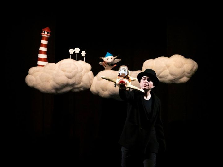 NUBE NUBE | Teatro de Títeres