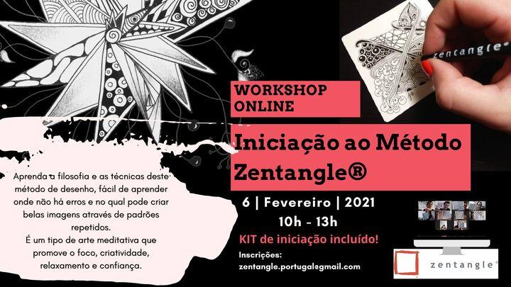 Workshop de Iniciação ao Método Zentangle