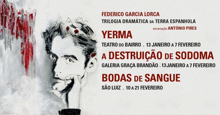 Trilogia Dramática da Terra Espanhola, de Lorca  - YERMA