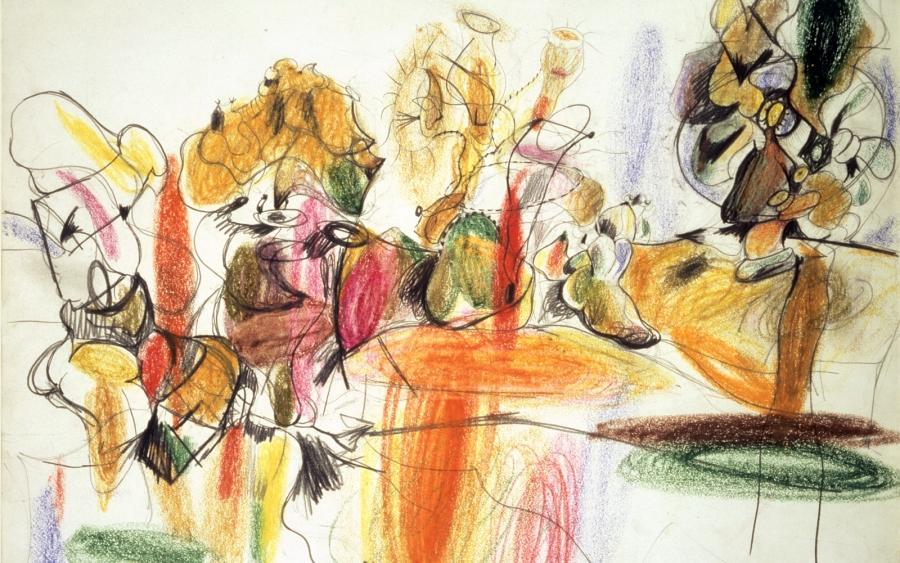 Visita e conversa com a curadora e artista: à procura de Gorky (Cancelado)
