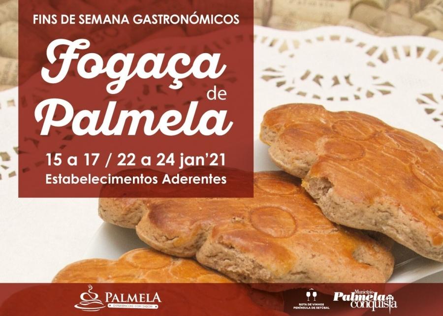FINS DE SEMANA GASTRONÓMICOS DA FOGAÇA DE PALMELA
