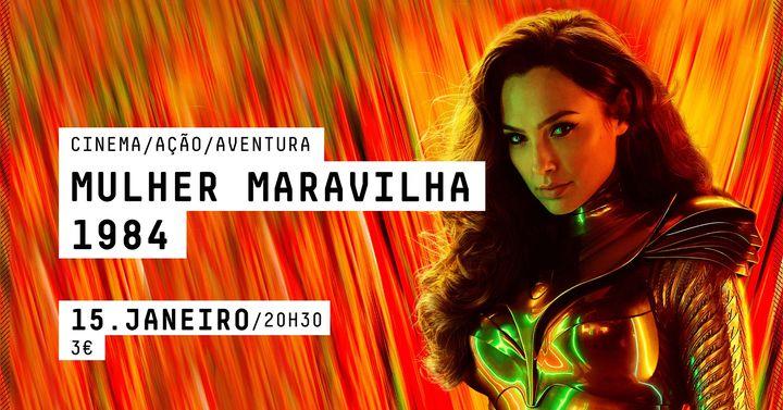 Mulher Maravilha 1984