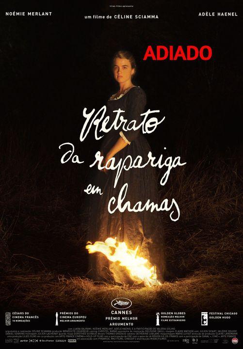 ADIADO | Retrato da Rapariga em Chamas