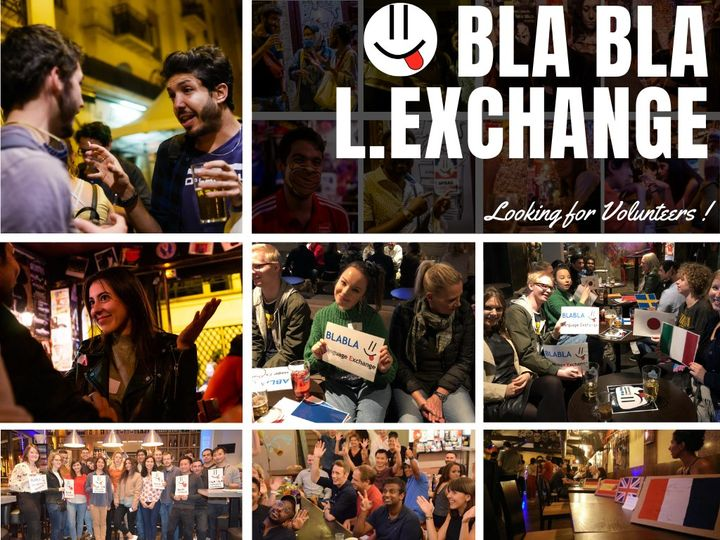 Coimbra - BlaBla Language Exchange & Make Friends (Online - Every Wednesday)