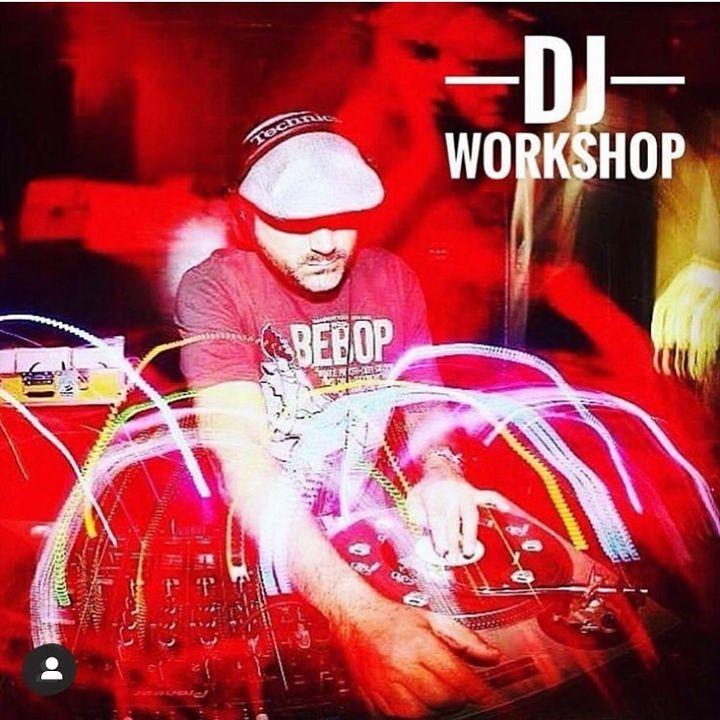 Wokshop de Dj. com Dj. Mok