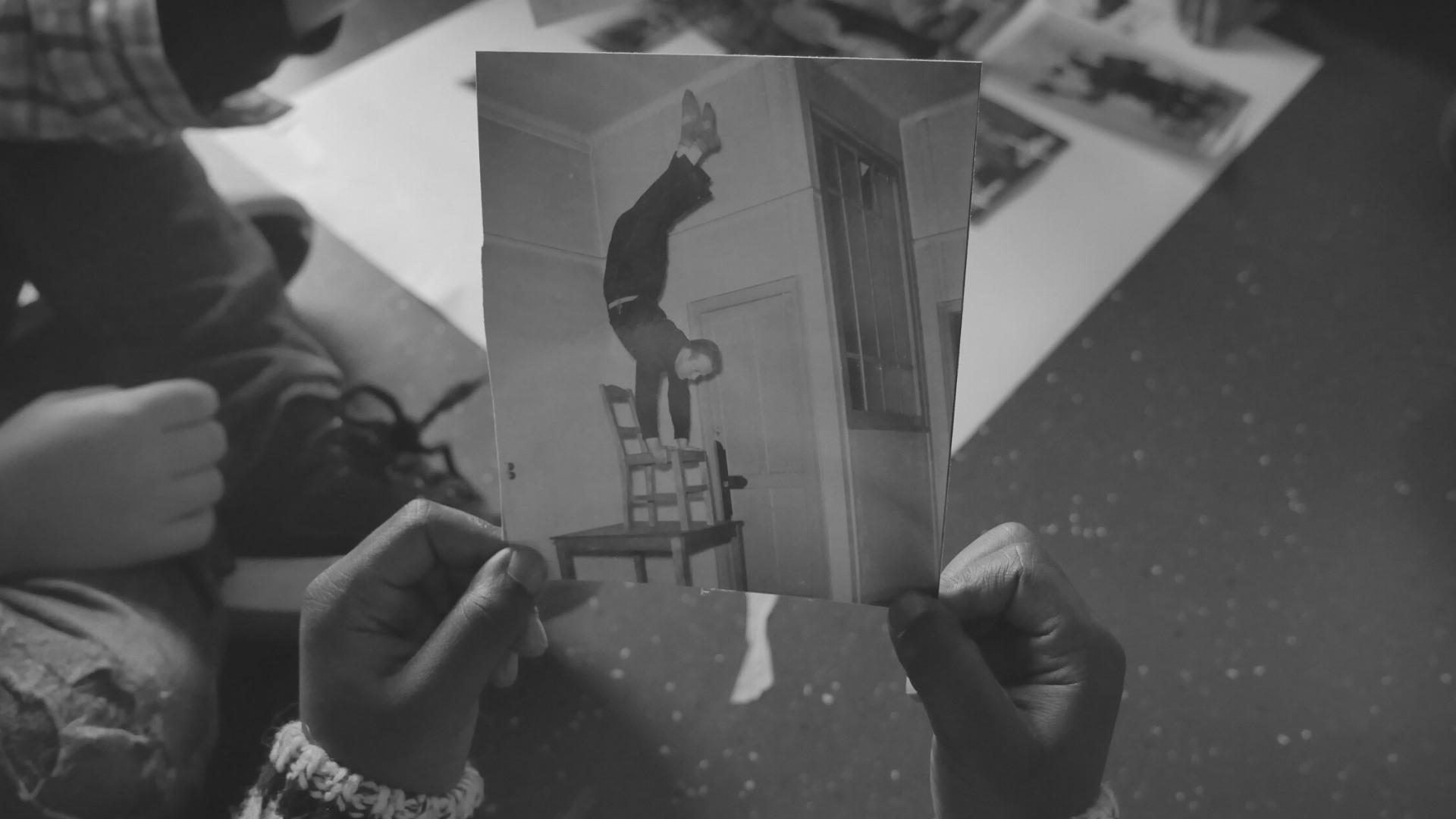 Workshop | Imagens que contam histórias