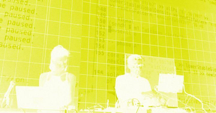BMA lab: Joana Chicau e Renick Bell