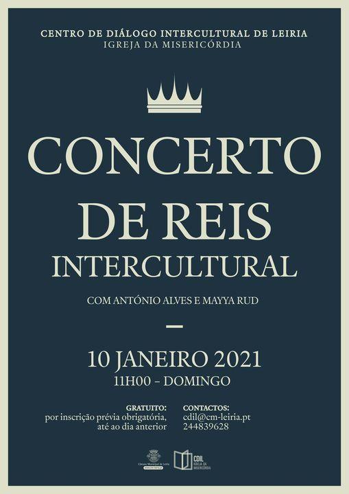 Concerto de Reis Intercultural