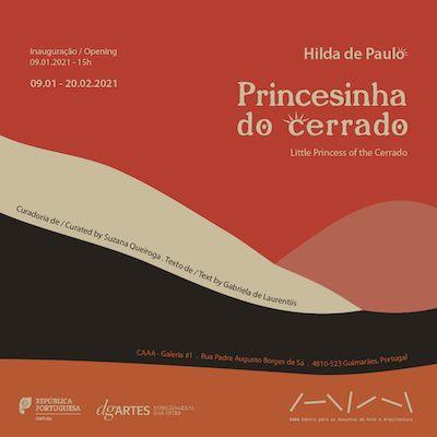 Princesinha do Cerrado, Exposição de Hilda de Paulo