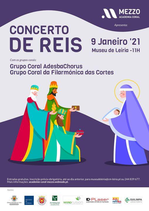 Concerto de Reis - ADIADO