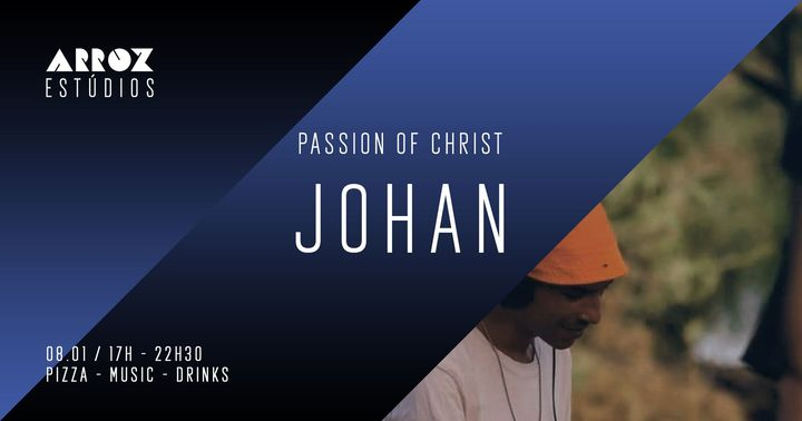 Passion of Christ: Johan