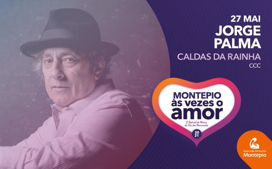 NOVA DATA | Jorge Palma | Festival Montepio às vezes o amor