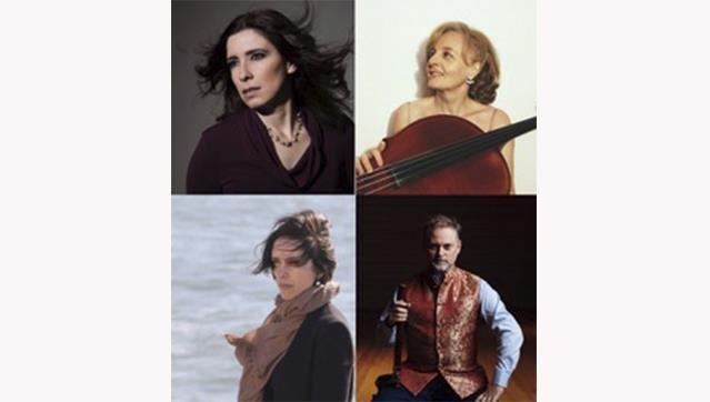 Concerto por Ensemble Borealis