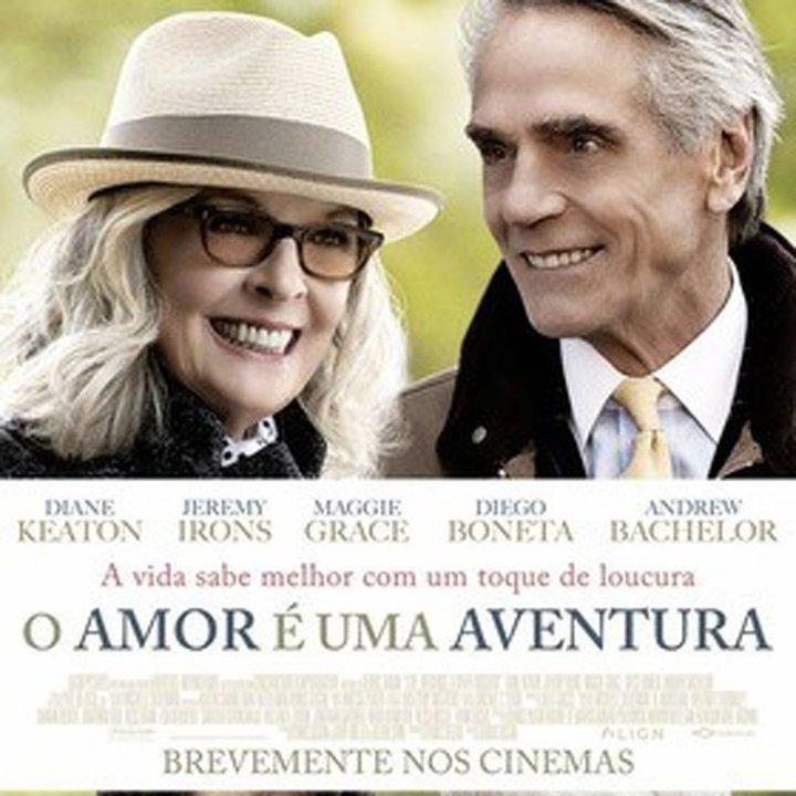'Amor é uma aventura' - ADIADO