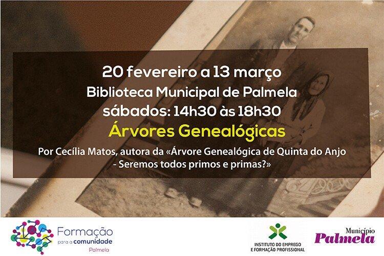 'ÁRVORES GENEALÓGICAS' - FORMAÇÃO PARA A ...