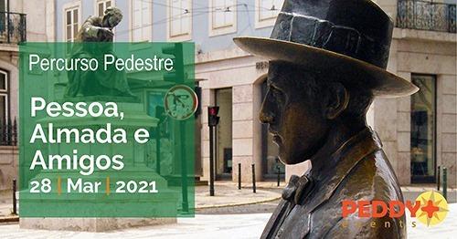 Percurso Pedestre 'Pessoa, Almada & Amigos'