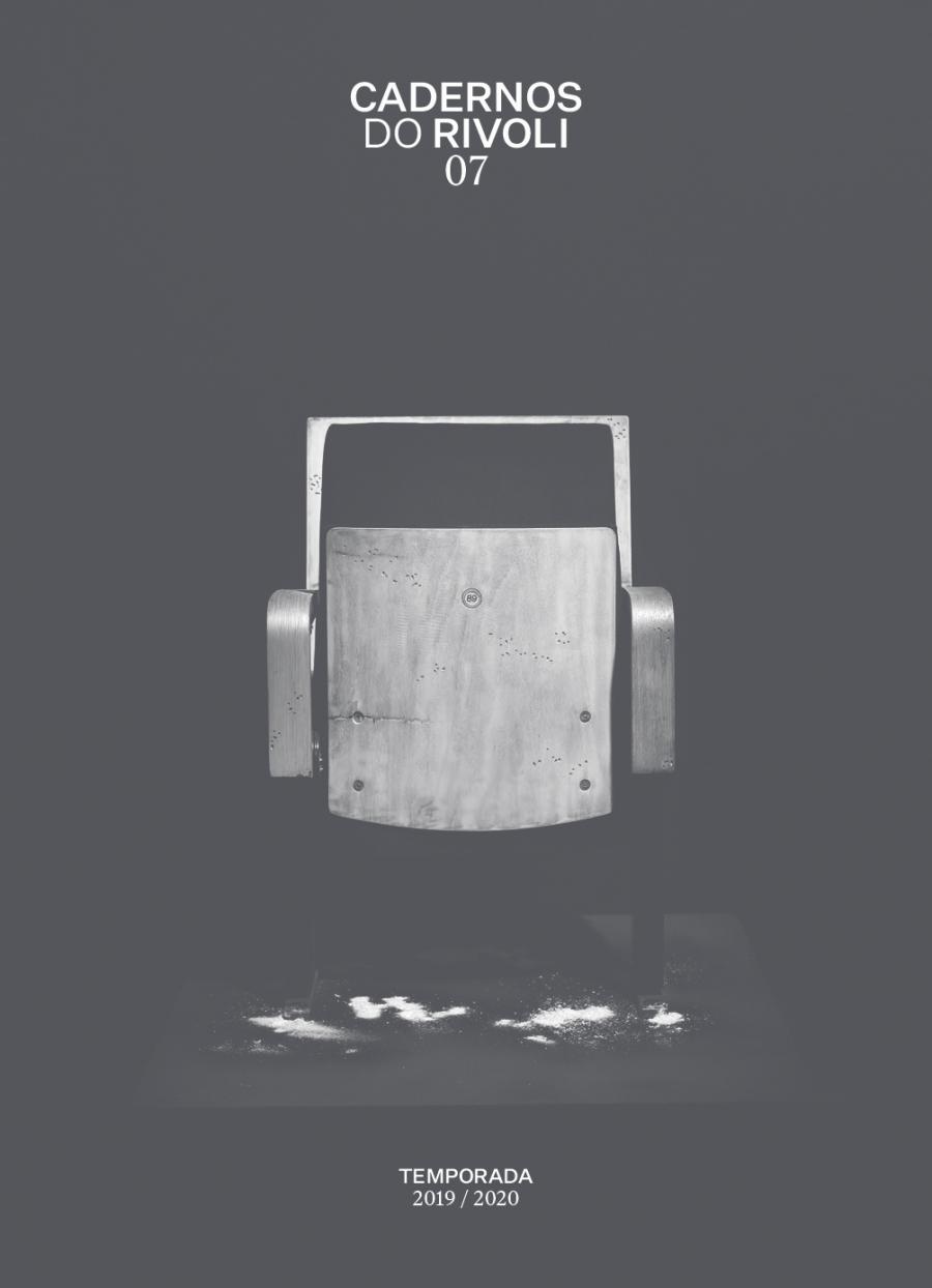 Cadernos do Rivoli 07 - Apresentação da nova publicação -  com Tiago Bartolomeu Costa