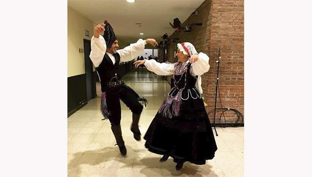 Oficina de Danças Galegas