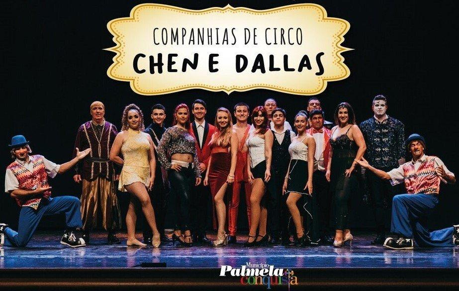 CIRCO DALLAS E CIRCO CHEN - NOVA DATA