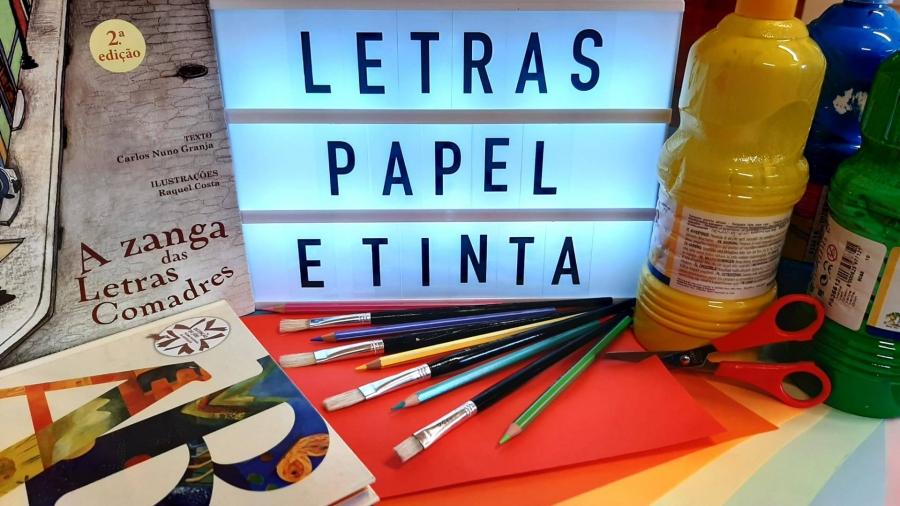 Letras, Papel e Tinta