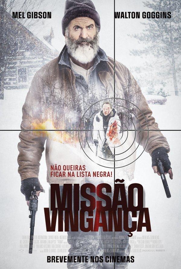 Exibição do filme 'Fatman - Missão Vingança'