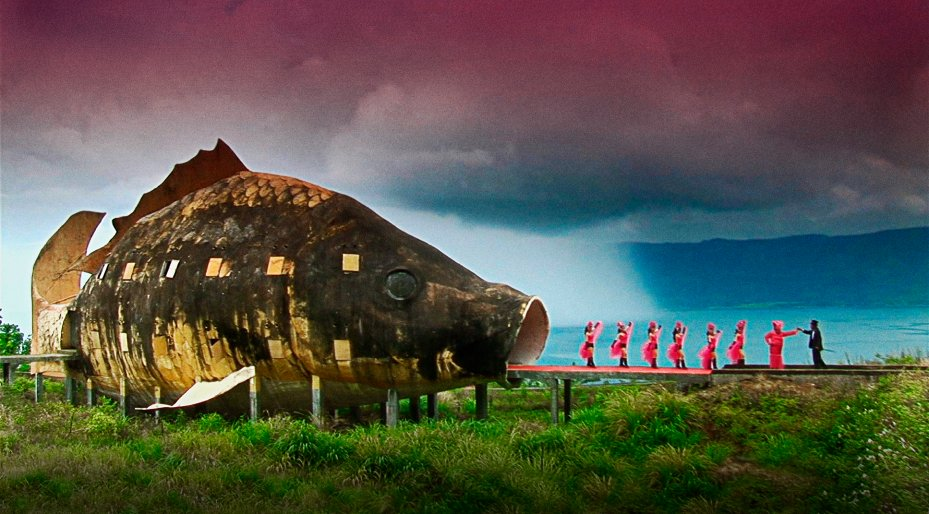 The Act of Killing, Joshua Oppenheimer | Formiga Atómica | FAKE WEEK