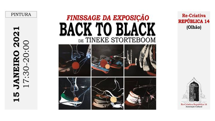 Back to Black - Finissage