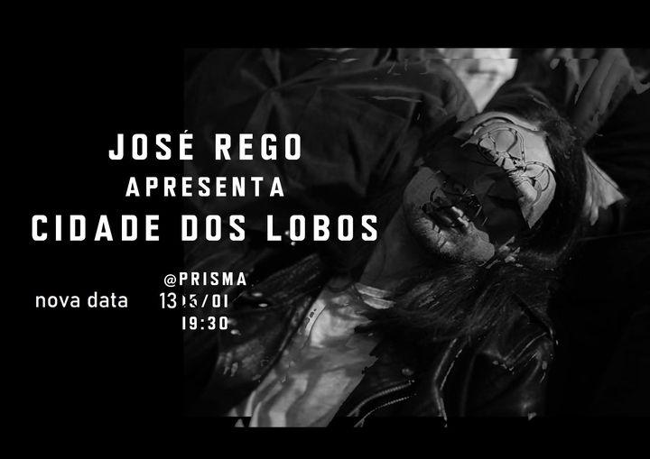 Cidade dos Lobos/City of Wolves Sound project by José Rego